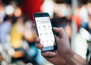 Myenel mobile app