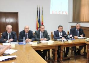 reprezentanti ELCEN conferinta