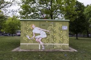 Post de transformare tenis - Parcul Izvor (2)