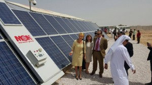 Dna Ambasador a Suediei in Qatar