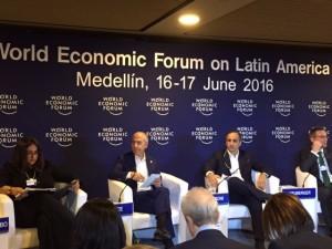 CEO Enel Francesco Starace la WEF