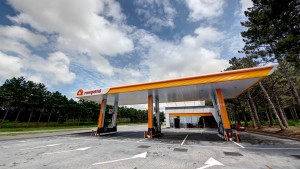 Benzinarie Rompetrol Moldova