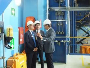 foto Nucleareloectrica